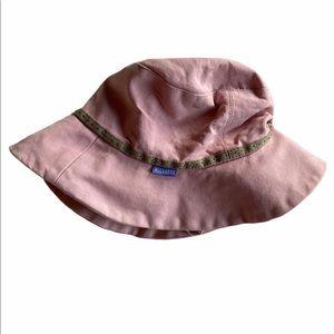Wallaroo Hat Company Pink Bucket Hat